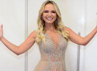 Eliana elege vestido com decote e brilho para comandar o Teleton 2018. Fotos!
