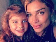 Grazi Massafera estimula filha a ter autoestima: 'Te ameniza para outras coisas'
