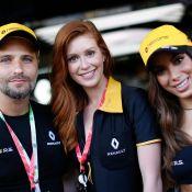 Anitta, Marina Ruy Barbosa e Bruno Gagliasso conferem corrida de F1. Fotos!