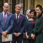 Meghan Markle, Harry, Kate e William participam de evento em Londres. Fotos!