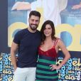 Mariana Goldfarb comentou sobre volta com Cauã Reymond: 'Amadureci muito'