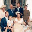 O príncipe Louis tem 6 meses e é irmão do príncipe George e da princesa Charlotte