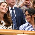 Kate Middleton está à frente da organização do chá de bebê da cunhada, Meghan Markle