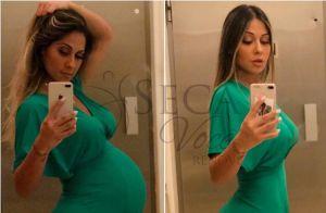 Mayra Cardi incentiva fãs com foto de corpo pós-parto: 'Deixar desejos de lado'