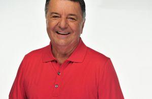 Galvão Bueno se emociona em aposentadoria de Arnaldo Cézar Coelho: 'Me ensinou'