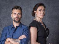 'O Sétimo Guardião': Valentina confirma a Gabriel que ele é filho de Egídio