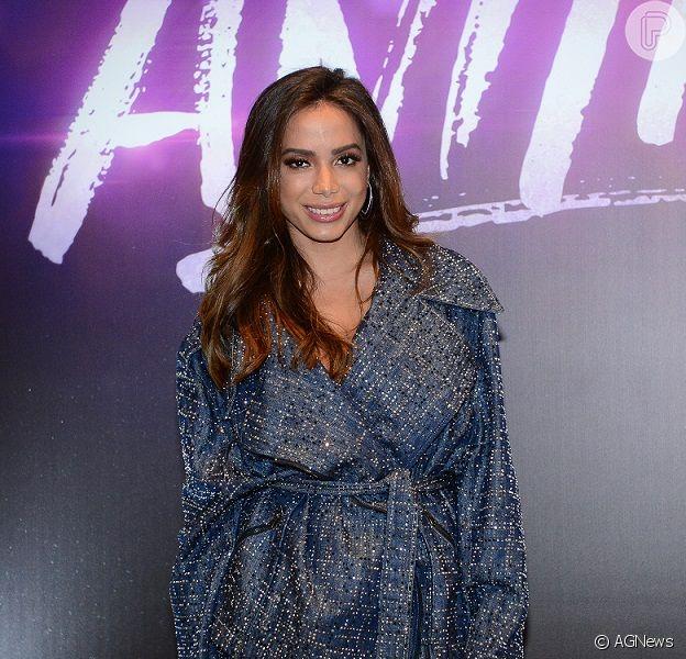 Anitta conheceu Ronan, o novo affair, em uma festa de amigos em comum