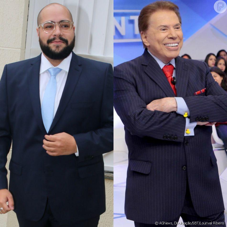 Tiago Abravanel opina sobre polêmica no Teleton envolvendo o avô, Silvio Santos, e Claudia Leitte, nesta quinta-feira, dia 22 de novembro de 2018
