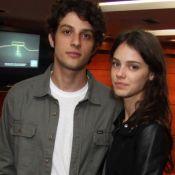 Laura Neiva revela apelido de Chay Suede ao postar 1ª foto após reatar: 'Neneco'