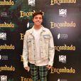 Larissa Manoela e o namorado, Leo Cidade, prestigiam pré-estreia do filme 'Encantado' no shopping Cidade Jardim em São Paulo, na manhã deste sábado, 24 de novembro de 2018