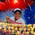 Yhudy é filho de Wesley Safadão com Mileide Mihaile