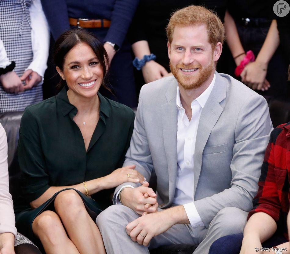 À espera do primeiro filho, príncipe Harry e Meghan Markle estão de mudança para o Frogmore Cottage