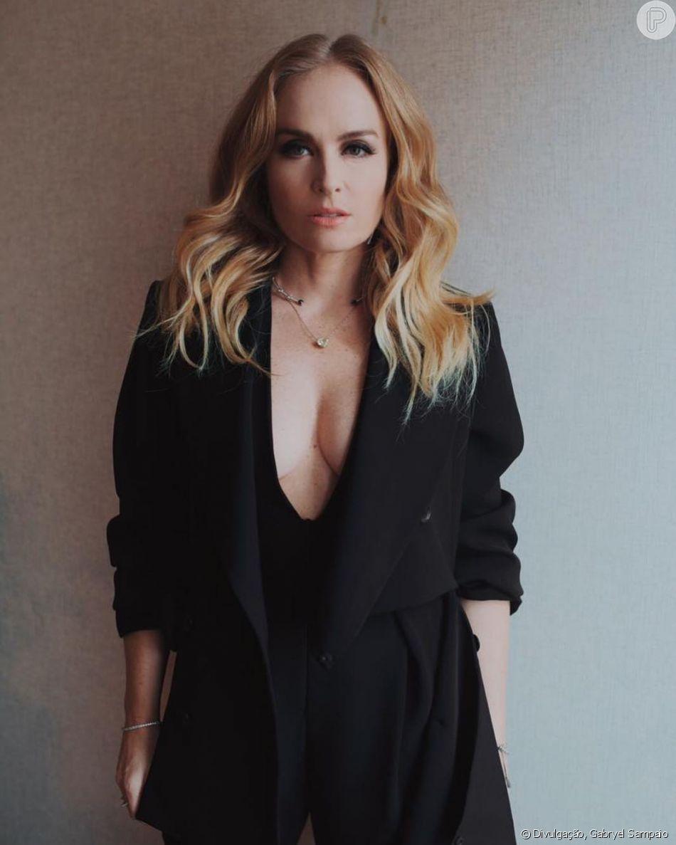 Angélica chega aos 45 anos ostentando beleza, boa forma e estilo. Veja a seguir!