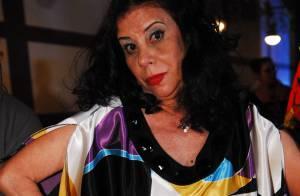 Maria Gladys não comenta namoro com Roberto Carlos: 'Parece que quero aparecer'