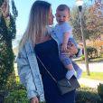 Tênis foi queridinho de Andressa Suita durante a segunda gravidez
