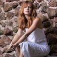Marina Ruy Barbosa vive a personagem Luz na novela 'O Sétimo Guardião'