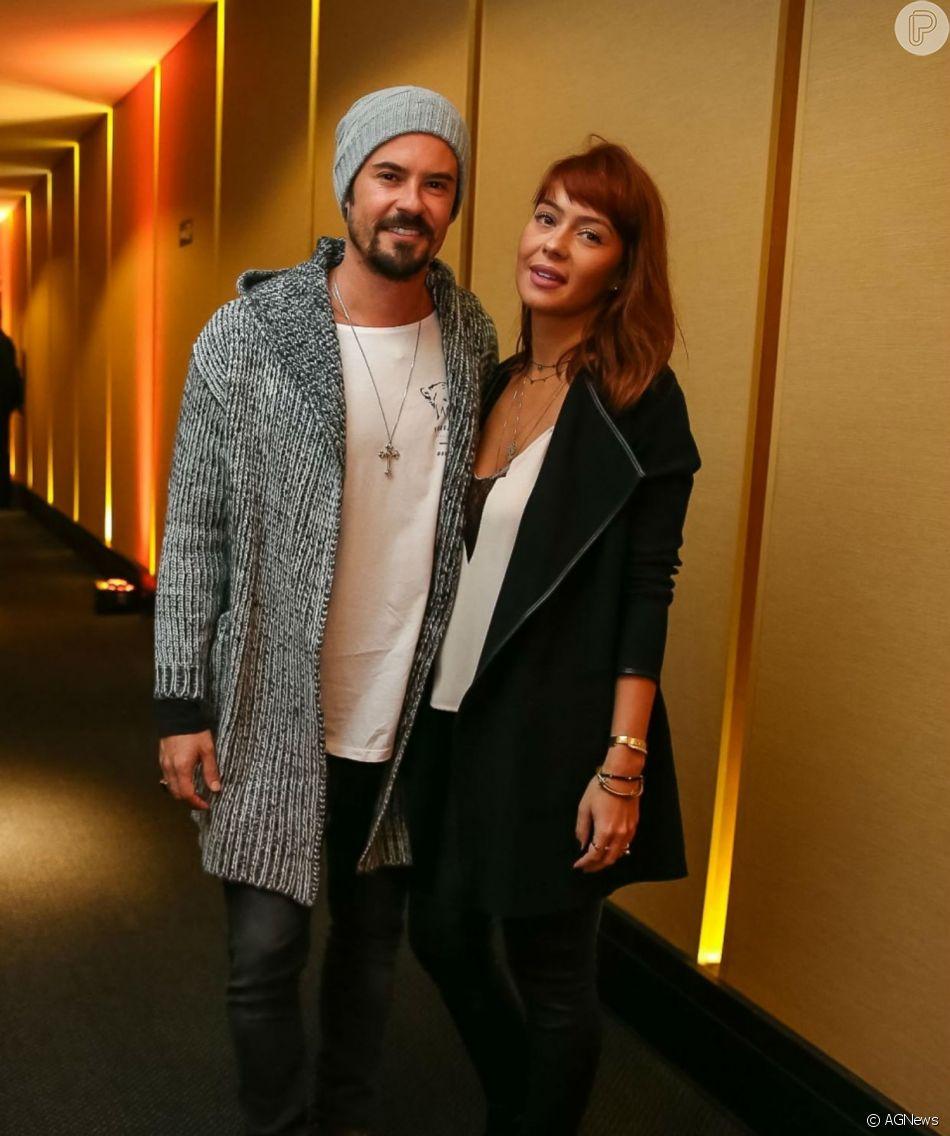 Paulo Vilhena e Amanda Beraldi terminam namoro após 1 ano e 6 meses