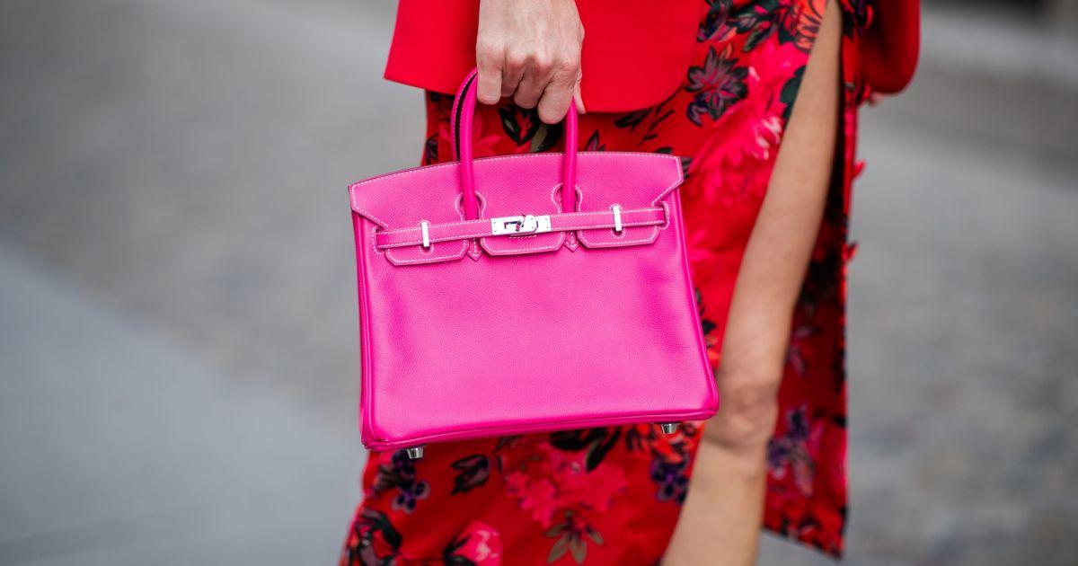 862831154 A bolsa Hermès mais famosa do mundo e Jane Birkin - Purepeople