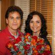 Em 2002, ela participou de 'Malhação', onde contracenou com Marcos Frota