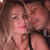 Eliana mostra momento romântico com noivo em jantar: 'Chameguinho'. Foto!