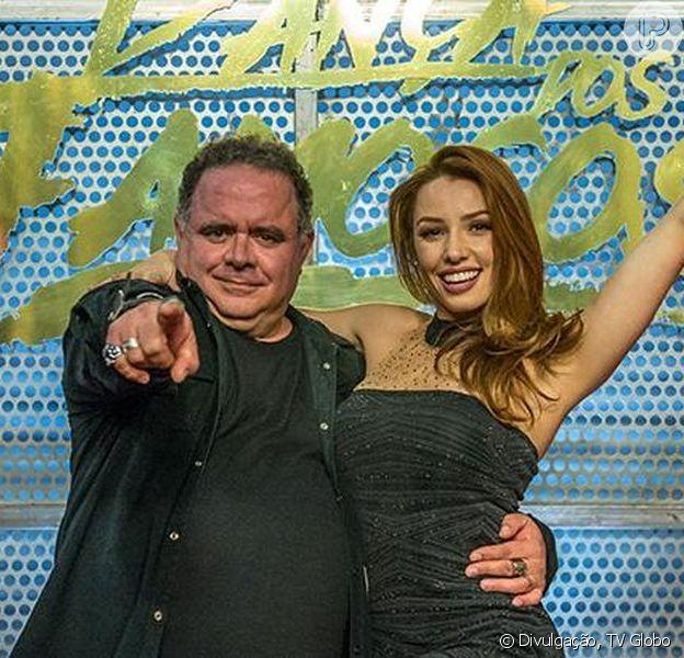 Leo Jaime foi o grande vencedor do 'Dança dos Famosos' neste domingo, 16 de dezembro de 2018