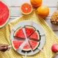 As frutas podem ser consumidas como sobremesa na ceia de Natal e Réveillon