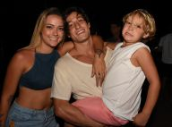 Carol Dantas ganha comentário de Neymar em foto com filho e o namorado. Veja!