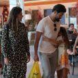 Cauã Reymond e Mariana Goldfarb passaram uma temporada em Portugal