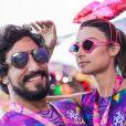 Fãs de Thaila Ayala e Renato Góes parabenizaram o casal pelo noivado: 'Sejam felizes os 364 dias deste ano porque o primeiro dia com essa imagem com certeza foi incrível!'