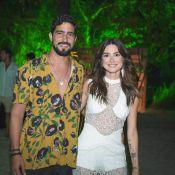 Vem casamento! Renato Góes fica noivo de Thaila Ayala: 'Mulher da minha vida'