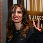 Luciana Gimenez ganha jaqueta de couro do ex Mick Jagger. Veja detalhes e preço!