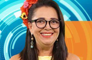 Casada por 6 vezes, Tereza realiza sonho de entrar no 'BBB19' aos 52 anos