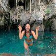 A ex-BBB Gleici viajou para o Jalapão e dispensou make em suas fotos no destino turístico
