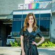 Sophia Abrahão foi outra convidada de Mica Rocha para a comemoração de seu pré-aniversário