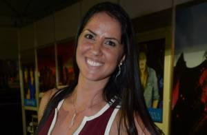 Graciele Lacerda intensifica malhação por causa do namoro com Zezé Di Camargo