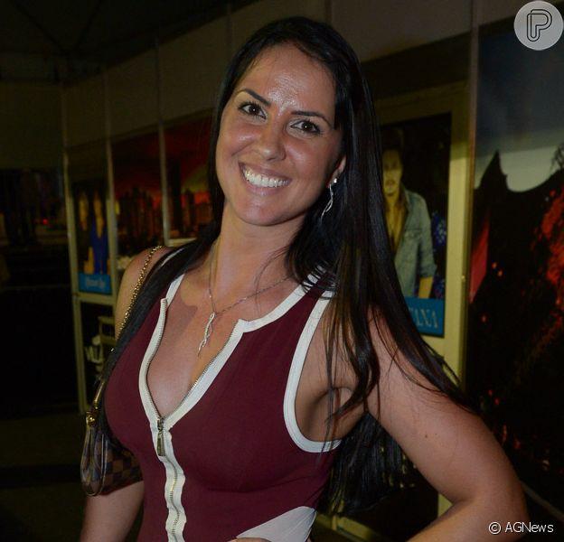 Graciele Lacerda diz que toma mais cuidado com o corpo após namoro com Zezé Di Camargo: 'Ele tem muitas fãs mulheres'