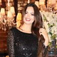 Filha de Kelly Key, Suzanna Freitas assume botox aos 18 anos