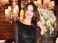 Filha de Kelly Key, Suzanna assume botox aos 18 anos em foto de antes e depois