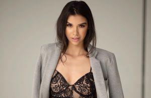 Irmã de Andressa Suita, Luara brilha com looks na web: 'Postagens são trabalhos'