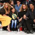 Blue Ivy tem 7 anos e sempre rouba a cena quando aparece com a mãe, Beyoncé