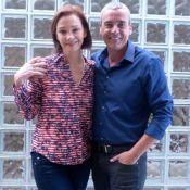 Julia Lemmertz e Alexandre Borges voltam a negar separação: 'Não fizemos nada'