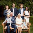 Meghan Markle voltou a apostar na maison francesa em outra ocasião especial: o aniversário de 70 anos do sogro, Príncipe Charles