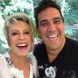 André Marques está cotato para apresentar o programa 'Mais você', durante as férias de Ana Maria Braga