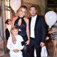 Namorada do empresário Vinicius Martinez, Carol Dantas encantou os seguidores com vídeo do filho