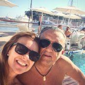 Após seis anos, Galvão Bueno deixa Mônaco e se muda para Londrina, no Paraná