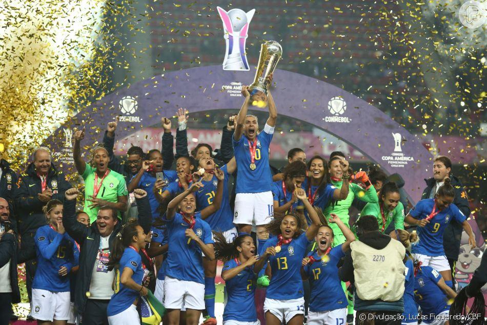 A Seleção Brasileira de futebol já está confirmada na Copa 2019 e vai enfrentar a Austrália, seleção que a eliminou na última edição da Copa do Mundo de Futebol Feminino