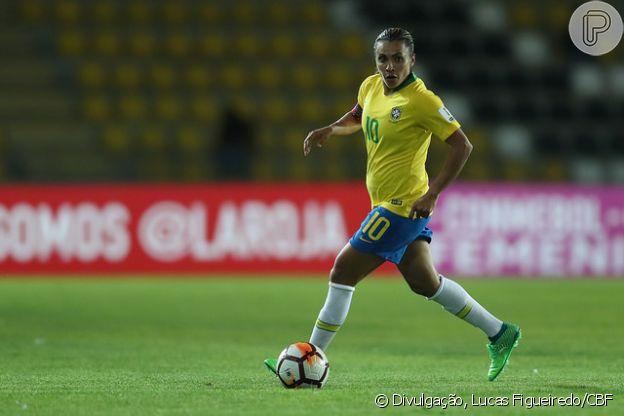 TV Globo vai transmitir, pela primeira vez, os jogos da Seleção Brasileira na Copa do Mundo de Futebol Feminino