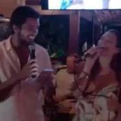 Revival! Agatha Moreira, Rodrigo Simas e Ju Paiva cantam hit de 'Malhação'. Veja