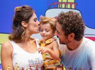 Beatles é tema de festa de 2 anos do filho de Rafa Brites e Felipe Andreoli