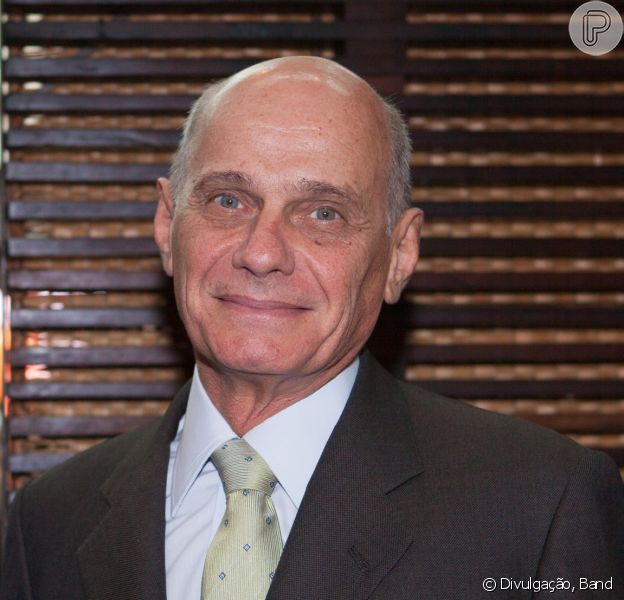 Vários famosos lamentaram a morte de Ricardo Boechat, ocorrida em acidente de helicóptero em São Paulo. Jornalista tinha 66 anos